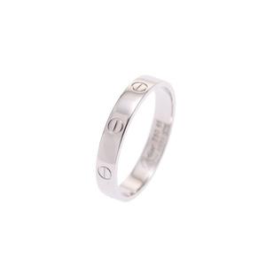 Cartier Love White Gold (18K) Ring