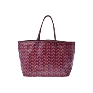 Goyard San Luis PM Purple Ladies Men's PVC Tote Bag B rank GOYARD with pouch Used Ginzo