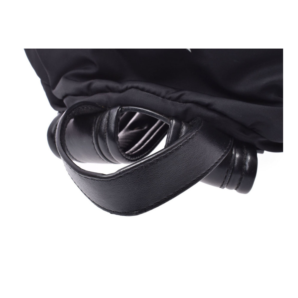 ジバンシィ (Givenchy) ジバンシー バックパック 黒 レディース ナイロン/レザー リュック ABランク GIVENCHY 中古 銀蔵