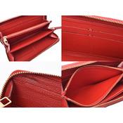 ルイ・ヴィトン (Louis Vuitton) ルイヴィトン アンプラント ジッピーウォレット スリーズ M61865 レディース メンズ 本革 長財布 ABランク LOUIS VUITTON 中古 銀蔵