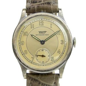 Genuine TISSOT Tissot Small Seconds Mens Hand-Wounded Watches