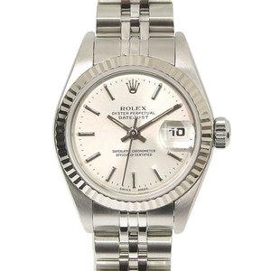 Genuine ROLEX Rolex Datejust Ladies Automatic Wrist Watch Model No .: 79174 K series
