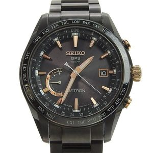 SEIKO Seiko Astron Men's Solar Watch, Model No .: 8X22-0AG0-2