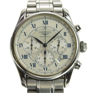 Genuine LONGINES Longines Women's Chronograph Men's Automatic Watch-Model: L2.622.4