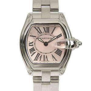Authentic CARTIER Cartier Roadster SM Ladies Quartz Wrist Watch Model: W62017 V3