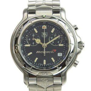 Genuine TAG Heuer Tag McLaren Chronograph Men's Quartz Watch CH1117