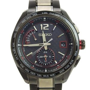 SEIKO Seiko Brights Men's Solar Watch, Model No .: 8B63-0AS0
