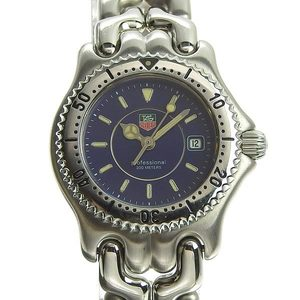 Genuine TAG HEUER Tag Heuer Professional Cell Ladies Quartz Wrist Watch Model: WG131A