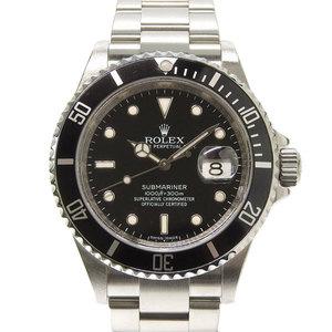 Genuine ROLEX Rolex Submarine Date Men's Automatic Watch, model number: 16610 V series