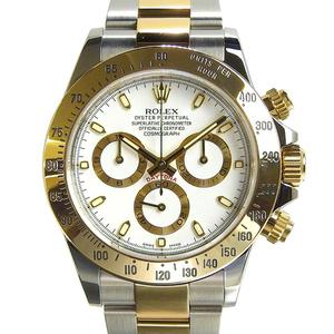 Rolex ROLEX Daytona Automatic Men's Watch 116523