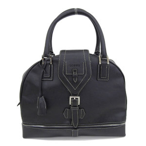 Loewe LOEWE Handbag Leather Black Women