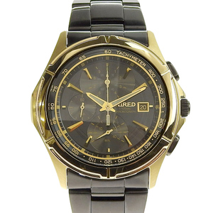 Seiko SEIKO WIRED Wired New Standard 10th Anniversary Model Mens Watch AGAV 743