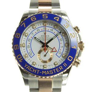 Rolex ROLEX Yacht Master 2 Mens Automatic Watch 116681
