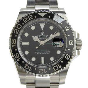 Rolex ROLEX GMT Master 2 Automatic Men's Watch 116710LN