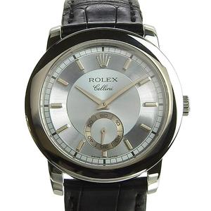 Rolex ROLEX Cherini Cherinium Mens Hand-Wounded Watch 5241 06 01