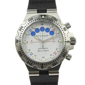 Bulgari BVLGARI Diagono Professional Scuba Men's Watch SD 40 S RE