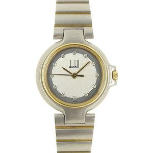 Genuine Dunhill Millennium Ladies Quartz Wrist Watch Model: 12P Diamond