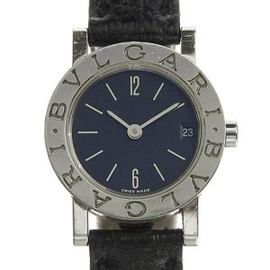 Genuine BVLGARI Bulgari Ladies Quartz Wrist Watch Model: BB23SL