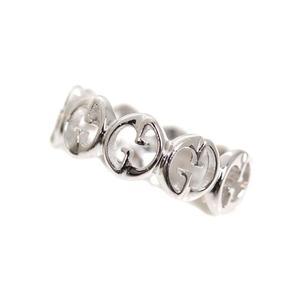 Gucci GUCCI GG Ring K18WG Ladies Jewelry Accessories
