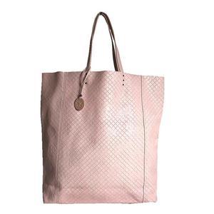 Bottega Veneta BOTTEGA VENETA Intretti Butterfly Tote Bag 298778 Lambskin Pink Women