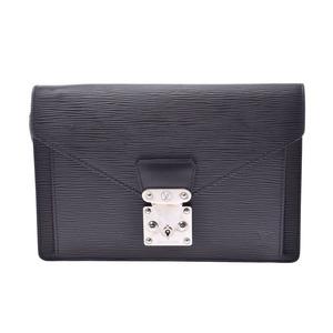 ルイ・ヴィトン (Louis Vuitton) ルイヴィトン エピ セリエドラゴンヌ 黒 SV金具 M52762 メンズ レディース 本革 バッグ ABランク LOUIS VUITTON 中古 銀蔵