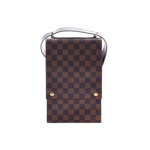 ルイ・ヴィトン (Louis Vuitton) ルイヴィトン ダミエ ポートベロー N45271 メンズ レディース ショルダーバッグ ABランク LOUIS VUITTON 中古 銀蔵