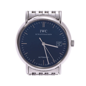 IWC Portofino Stainless Steel Automatic Mens Watch IW353306