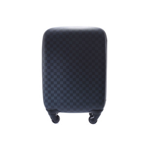 Louis Vuitton Cobalt Zephyl 55 Blue N41 336 Carry Case B Rank LOUIS VUITTON Used Ginzo