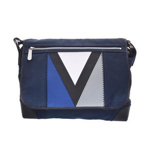 ルイ・ヴィトン (Louis Vuitton) ルイヴィトン LVカップ アルティモン ネイビー系 M80705 メンズ ショルダーバッグ Bランク LOUIS VUITTON キャップ付 中古 銀蔵