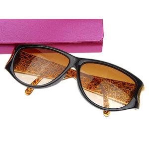 Christian Dior Vintage Sunglasses Eyewear Brown Black 58 □ 11 2662A 20190523