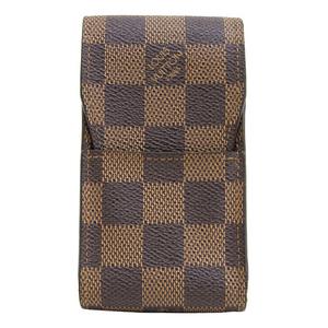 Genuine LOUIS VUITTON Louis Vuitton Damier Cigarette Case