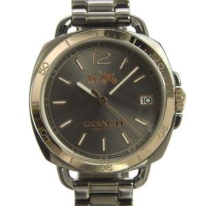 Genuine COACH Coach Ladies Quartz Wrist Watch Model: CA.109.7.34.1306
