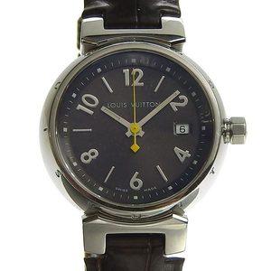 Genuine LOUIS VUITTON Louis Vuitton Tambour Ladies Quartz Watch Model: Q1211