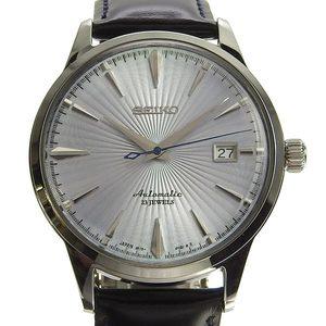 Genuine SEIKO Seiko Mens Automatic Wrist Watch Model: 6R15-01S0