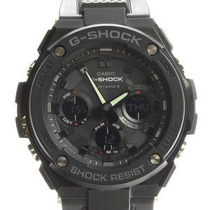 Genuine CASIO Casio G-SHOCK Men's Solar Watch Model: GST-W100G