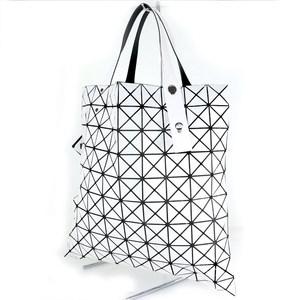 Baobao BAOBAO White PVC Tote Bag Ladies Issey Miyake
