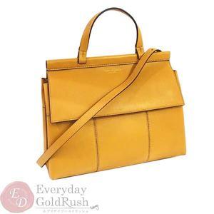 TORY BURCH Tory Burch 35456 2 way bag camel leather women