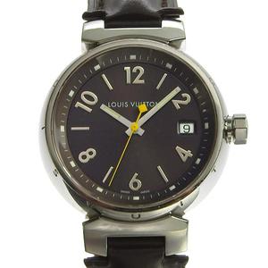 Genuine Louis Vuitton Tambour Ladies Quartz Wrist Watch Model: Q1311