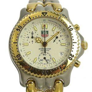 Genuine TAG HEUER Tag Heuer Cell Professional 200 Chrono Men's Quartz Watch Model: CG1120-0