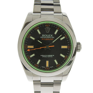 Rolex ROLEX Milgauss Mens Automatic Watch 116400GV