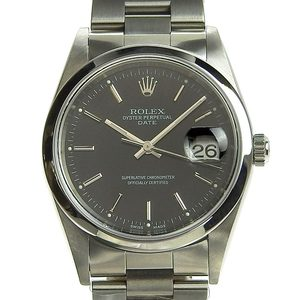 Rolex ROLEX Datejust Mens Automatic Watch 15200