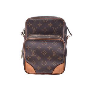 ルイ・ヴィトン (Louis Vuitton) ルイヴィトン モノグラム アマゾン ブラウン M45236 レディース 本革 ショルダーバッグ Bランク LOUIS VUITTON 中古 銀蔵