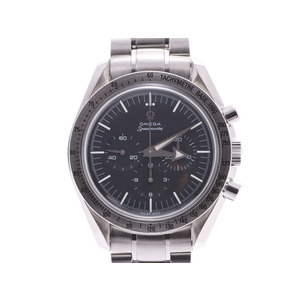 Omega Speedmaster 1st Replica 3594.50 Black Dial Men's SS Hand-rolled Watch A Rank OMEGA Used Ginzo