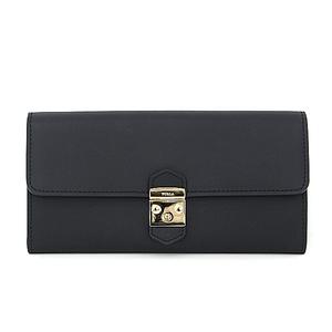 FURLA Furura Metropolis long wallet PU37 black