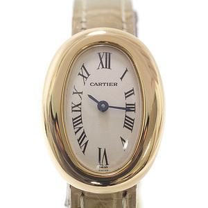 Cartier Ladies Watch Mini-Benoire W1510956 Ivory Dial Quartz