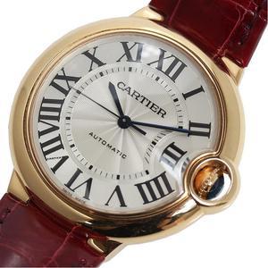 Cartier Baron Bleu de watch WGBB 0009 PG Solid Automatic Men's Watch