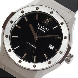 ウブロ HUBLOT  クラシック トラディション  B1915.1 ブラック 自動巻き メンズ 腕時計