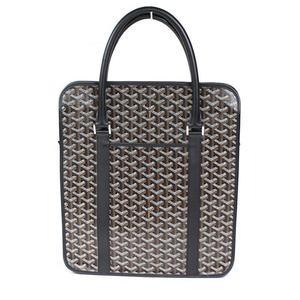 Goyal GOYARD Burgundy handbag black men's business bag