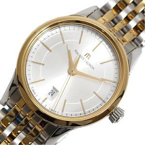 モーリス・ラクロア MAURICE LACROIX  レ・クラシック  クォーツ コンビ レディース 腕時計