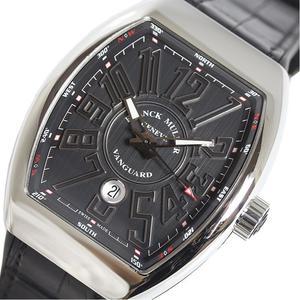 FRANCK MULLER Vanguard V45SCDT Black Automatic Men's Watch